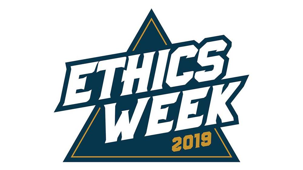 Ethics Week 2019 Logo Feature