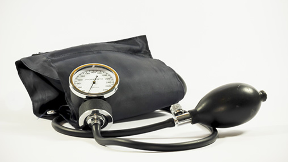 Black Sphygmomanometer Web2