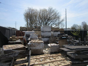 Pile Of Brick