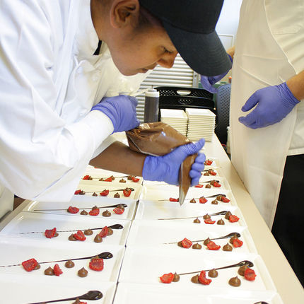 For Executive Pastry Chef Sinai Vespie,