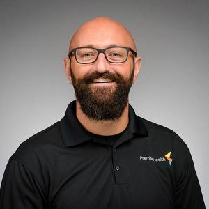 Adam Dell, therapist