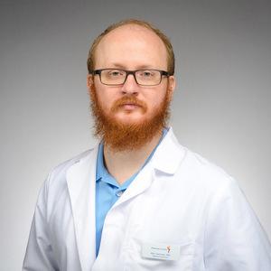 Dr. Ben Garman, physician