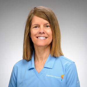 Maureen Jamieson, nutritionist
