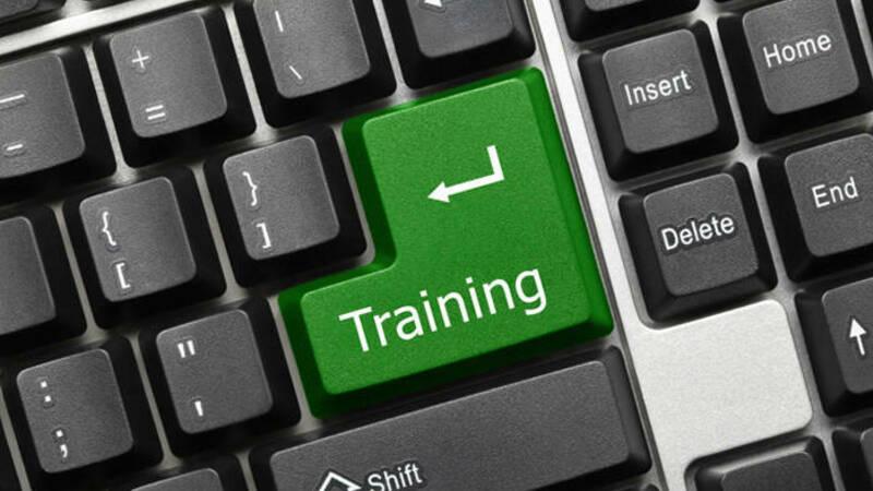 Training Key On Keyboard Web
